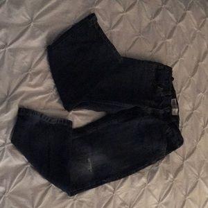 Levi's 505 size 8 jeans